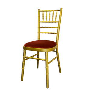 Furniture hire and equipment rentals - Chiavari Chair Gold