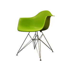 Furniture hire and equipment rentals - Eames Style DAR Chair Green (1229566836772)