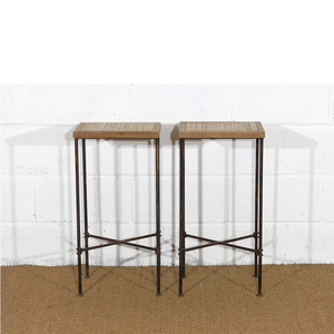Vintage industrial stool hire UK South East (1514859724836)