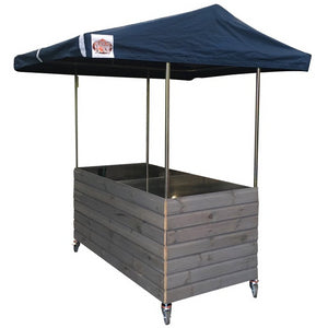 Market stall cart hire UK