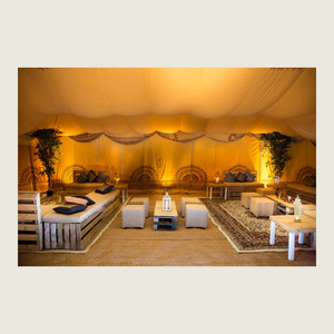 Furniture hire and equipment rentals - Saffron Tent Marquee