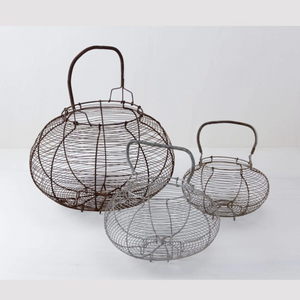 Vintage egg cages hire Berlin Germany (1499673100324)