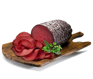Bresaola (beef-no pork) - sliced