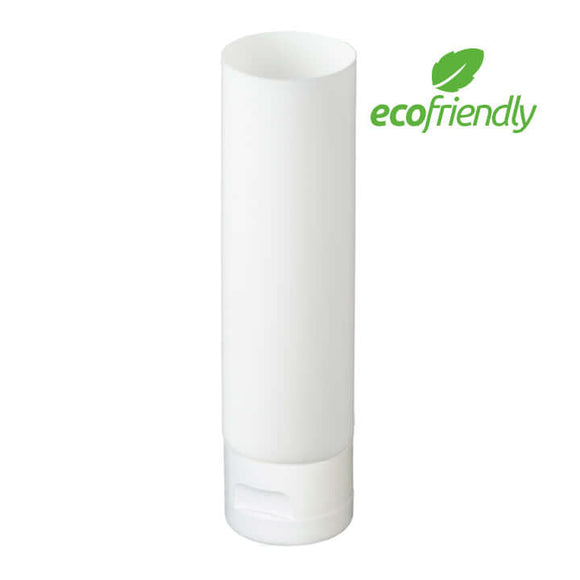 <strong>2oz</strong> White Tube Made With Sustainable Green PE