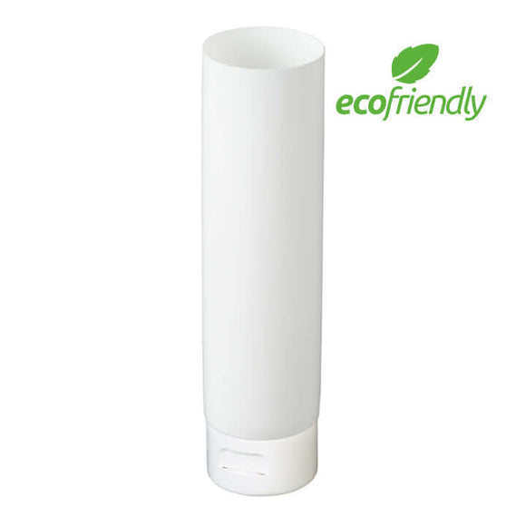 <strong>4oz</strong> White Tube Made With Sustainable Green PE