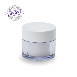 <strong>30ml</strong> Regula Jar – White