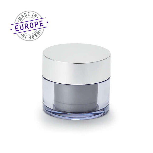 <strong>50ml</strong> Regula Jar – Silver
