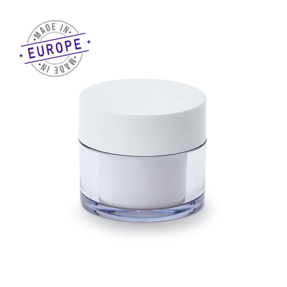 <strong>50ml</strong> Regula Jar – White