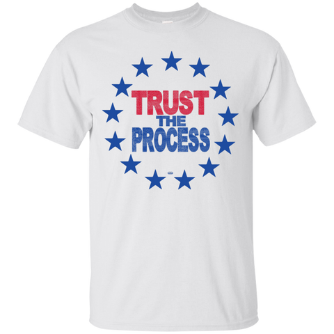 Trust The Process - T-shirt | BleedGreenMafia.com - BleedGreenMafia