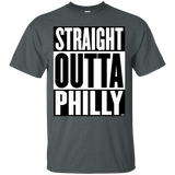 Straight Outta Philly T-Shirt | BleedGreenMafia.com - BleedGreenMafia