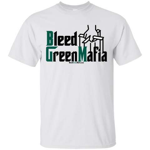 Bleed Green Mafia - T-Shirt | BleedGreenMafia.com - BleedGreenMafia