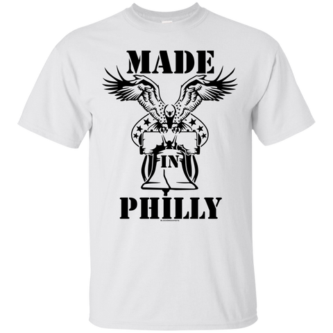 Made In Philly - T-Shirt | BleedGreenMafia.com - BleedGreenMafia