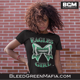 Eagles Girl T-Shirt | BleedGreenMafia.com - BleedGreenMafia