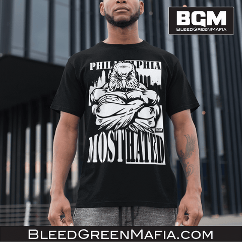 MOST HATED SCARFACE- T-Shirt | BleedGreenmafia.com - BleedGreenMafia