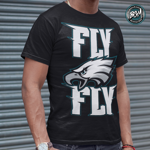Fly T-Shirt | BleedGreenMafia.com - BleedGreenMafia