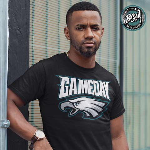 Philly Gameday T-Shirt | BleedGreenMafia.com - BleedGreenMafia