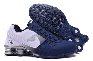 Nike Shox Deliver Grey And Blue