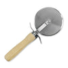 Browne Pizza Cutter - Wooden Handle