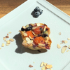Apricot & Blueberry Almond Tart