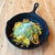 Roasted Spaghetti Squash with Pine Nut & Garlic Scape Pesto