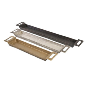 Slim Metal Tray