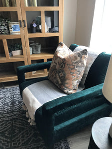 Odin Velvet Chair