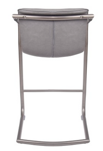 Isla Grey Counter Stool