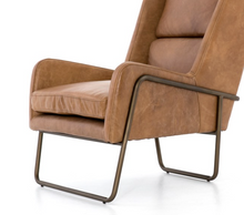Wesley Leather Chair