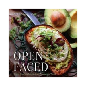 Open Faced Cookbook