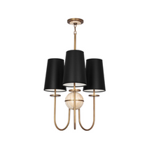 Fiona Black Chandelier