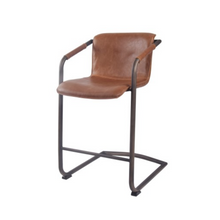 Isla Brown Counter Stool