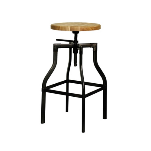 City Industrial Stool