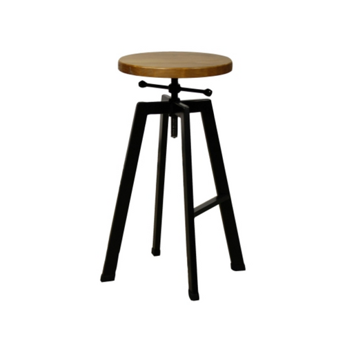 Industrial Spin Stool