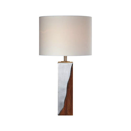Mango Wood Lamp