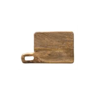 Mango Wood Cutting Board Large
