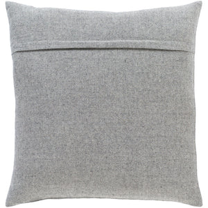 Woven Charcoal Pillow