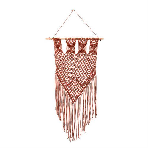 Burnt Orange Tapestry