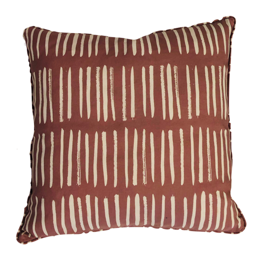 DUSTY PINK PILLOW