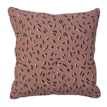SPOTTED PINK PILLOW