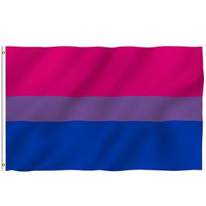 3x5 FT Bisexual Pride Flag