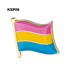 LGBT Pins (10 Piece Set)