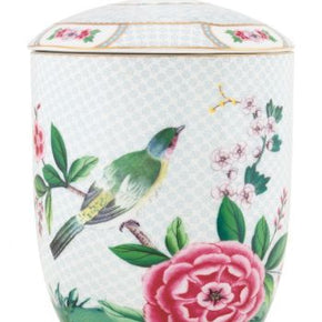 POTE BLUSHING BIRDS BRANCO - PIP STUDIO