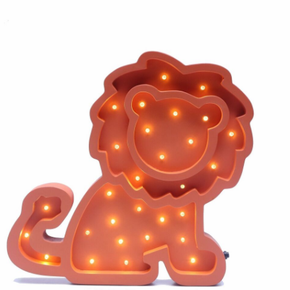 LUMINARIA LED LEÃO