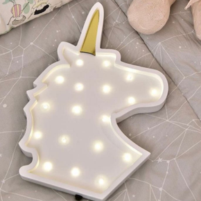 LUMINARIA LED UNICORNIO