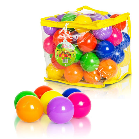 Kids Soft Plastic Kids Play Balls, 50 Balls