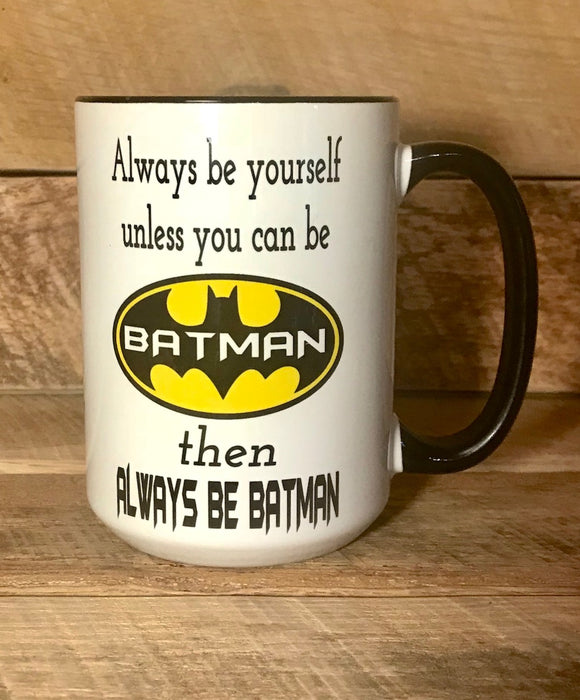 Batman coffee mug, Funny Batman coffee mug coffee cup for teenager gift for teenager