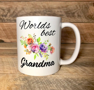coffee mug coffee cup for grandma best grandma coffee mug