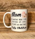 funny coffee mug gift for mom mothers day gift