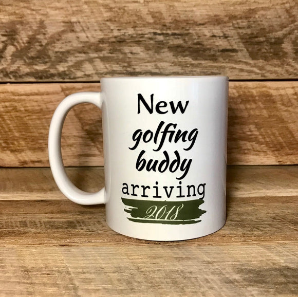 gift for new Dad fathers day coffee cup coffee mug