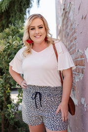 Find Your Spot Dressy Shorts - Women's Clothing AfterPay Sezzle KanCan Judy Blue Simply Sass Boutique